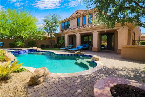 Photo of 18509 N 98TH Place, Scottsdale, AZ 85255 (MLS # 6096458)