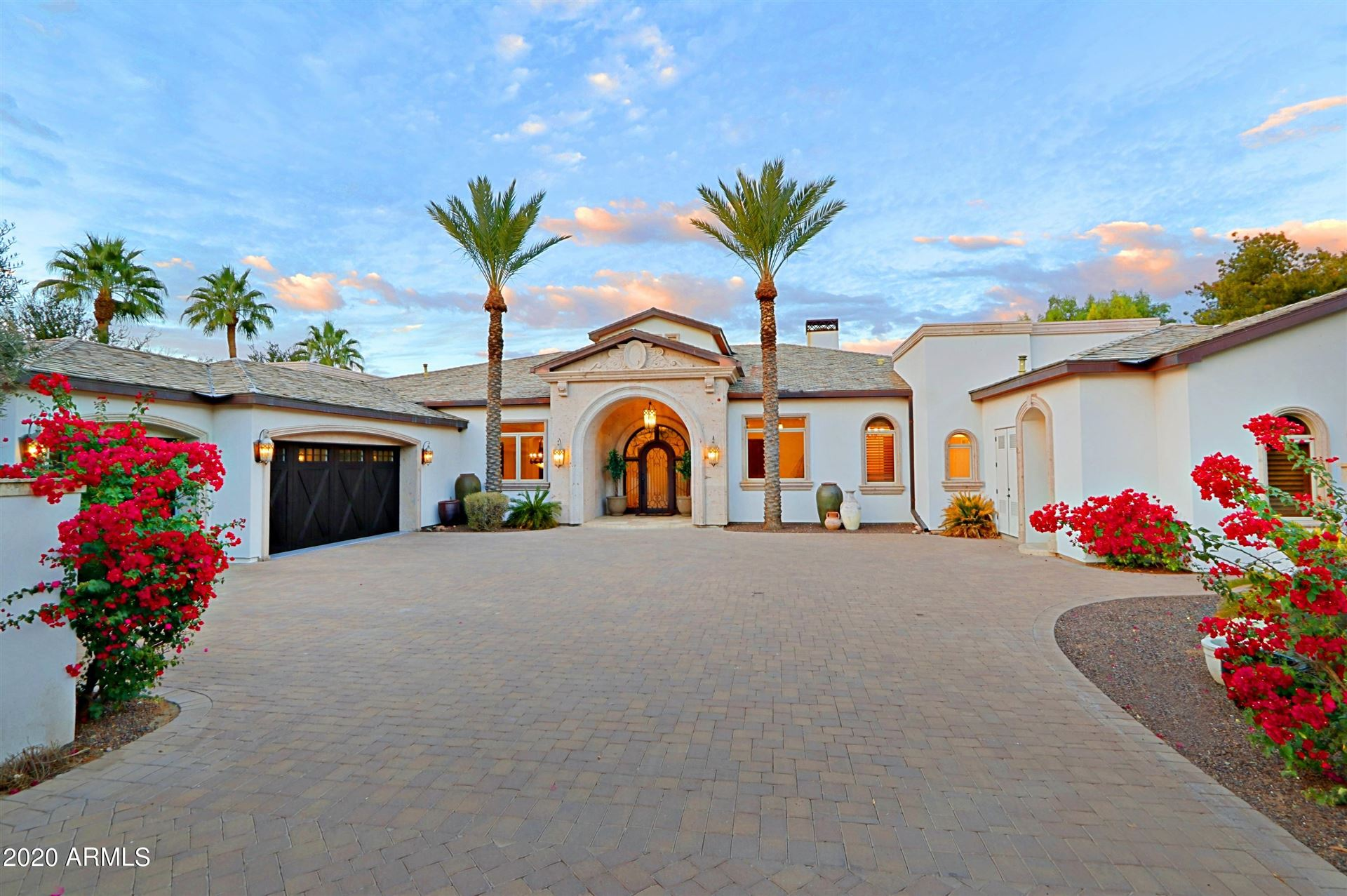9116 N FOOTHILLS MANOR Drive, Paradise Valley, AZ 85253 - MLS#: 6175458