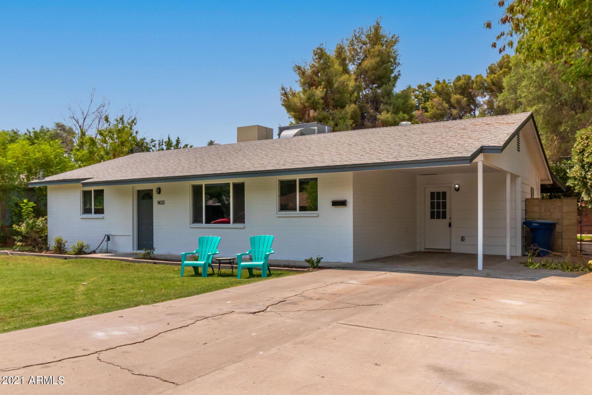 1433 E WILLIAMS Street, Tempe, AZ 85281 - MLS#: 6229458
