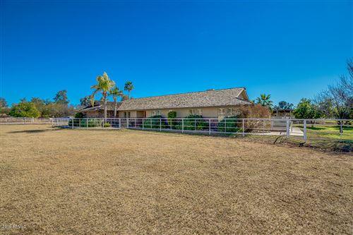 Photo of 1625 E PECOS Road, Chandler, AZ 85225 (MLS # 6081459)