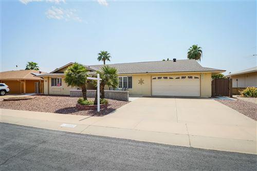 Photo of 12911 W BEECHWOOD Drive, Sun City West, AZ 85375 (MLS # 6123459)