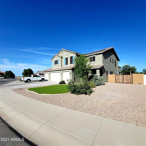 Photo of 20231 N Valencia Drive, Maricopa, AZ 85138 (MLS # 6298459)