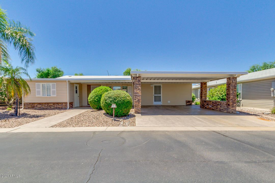 2550 S ELLSWORTH Road #687, Mesa, AZ 85209 - #: 6100459