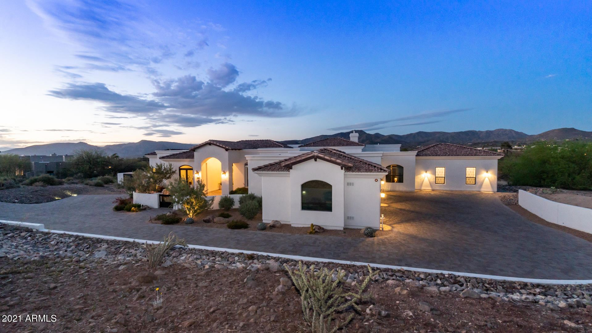 Photo of 7658 E NONCHALANT Avenue, Carefree, AZ 85377 (MLS # 6214459)