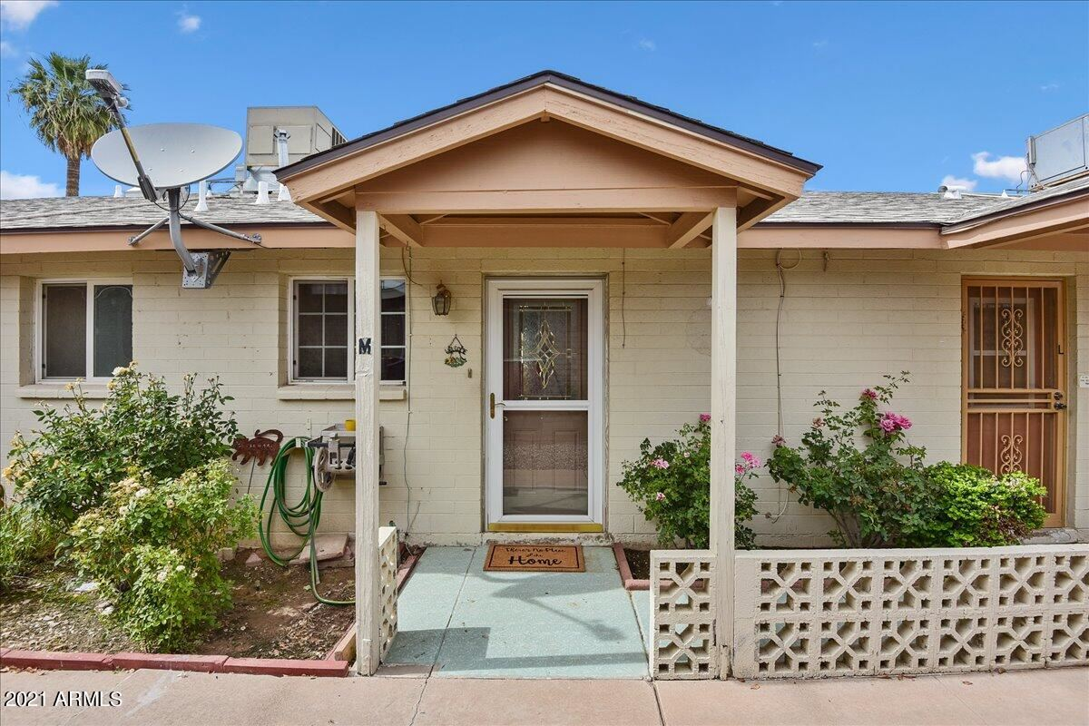 Photo of 13011 N 113TH Avenue #M, Youngtown, AZ 85363 (MLS # 6240459)