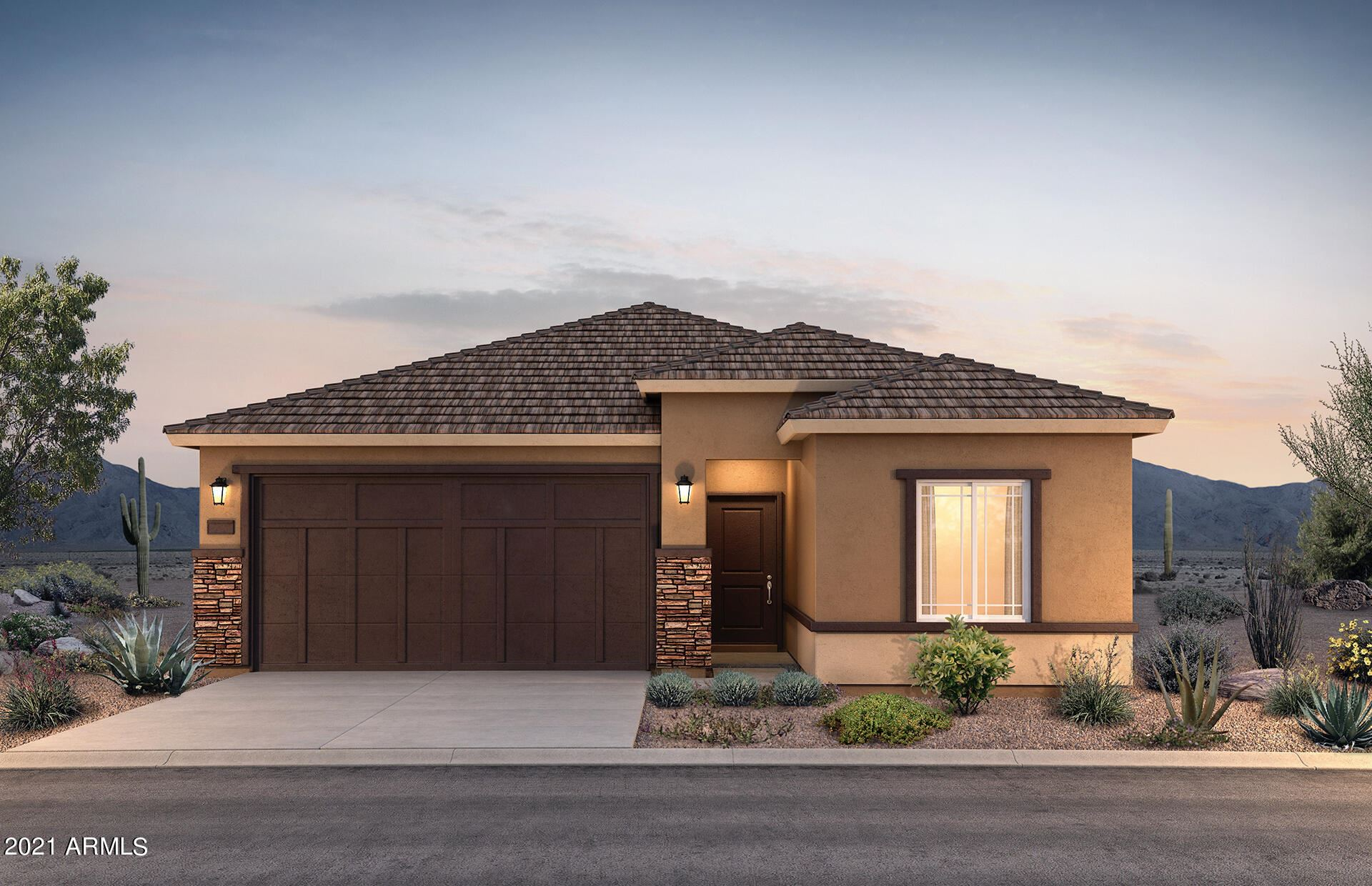 Photo for 18524 N DESERT WILLOW Drive, Maricopa, AZ 85138 (MLS # 6290459)