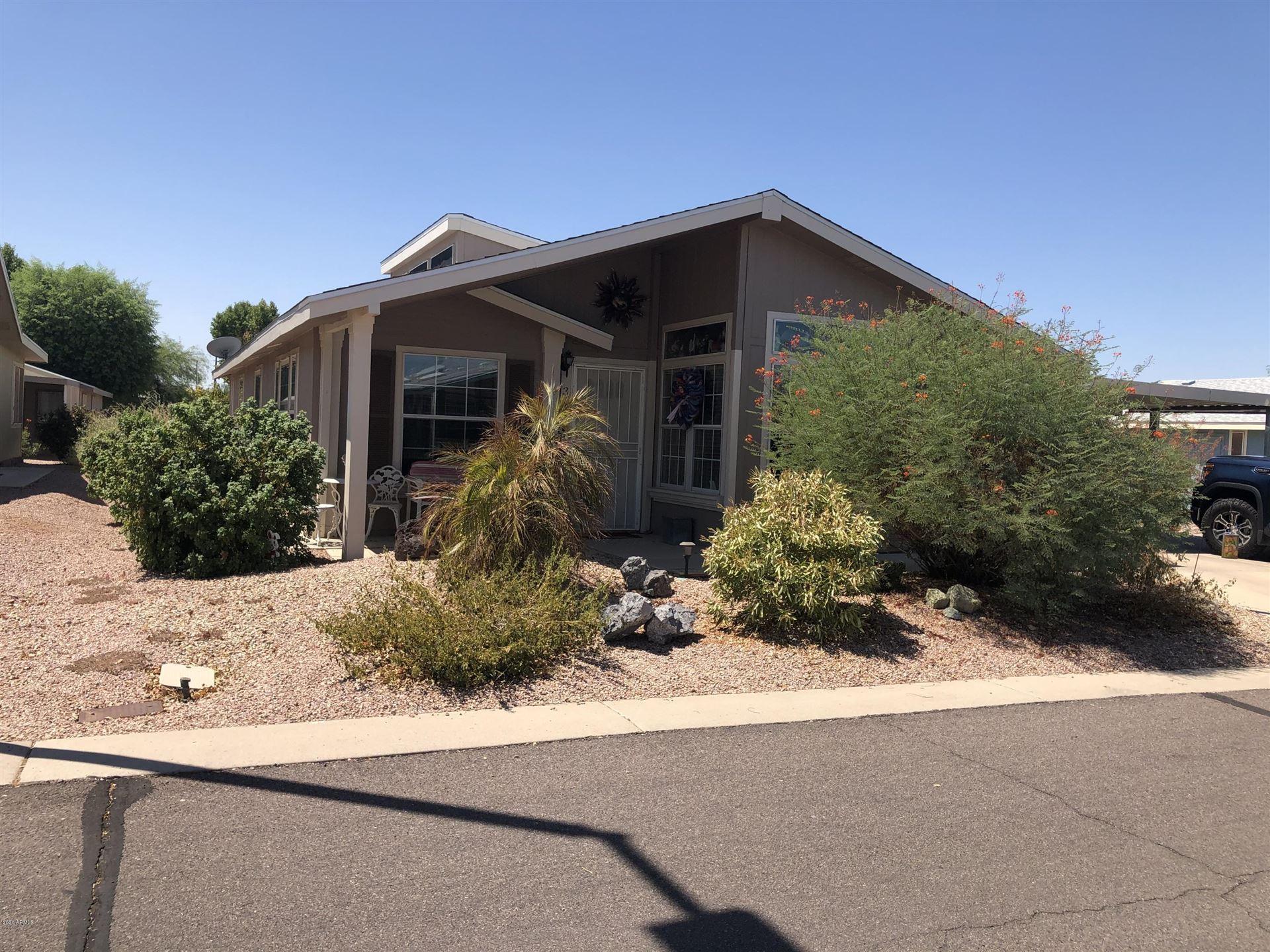 8500 E SOUTHERN Avenue #373, Mesa, AZ 85209 - MLS#: 6126461