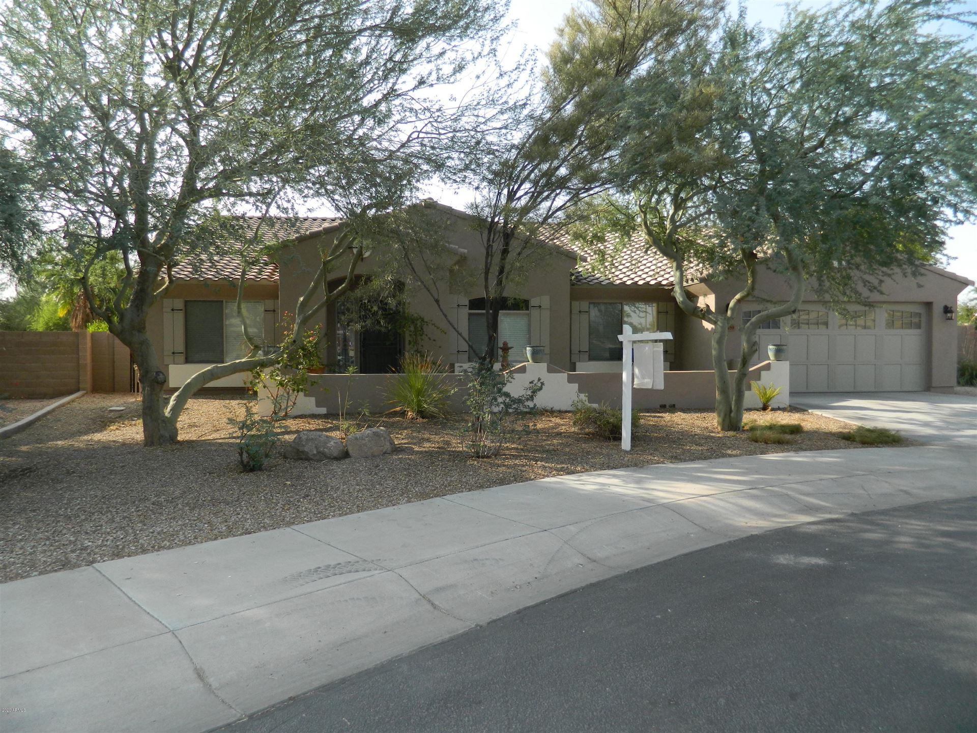 15169 W COOLIDGE Street, Goodyear, AZ 85395 - MLS#: 6133461
