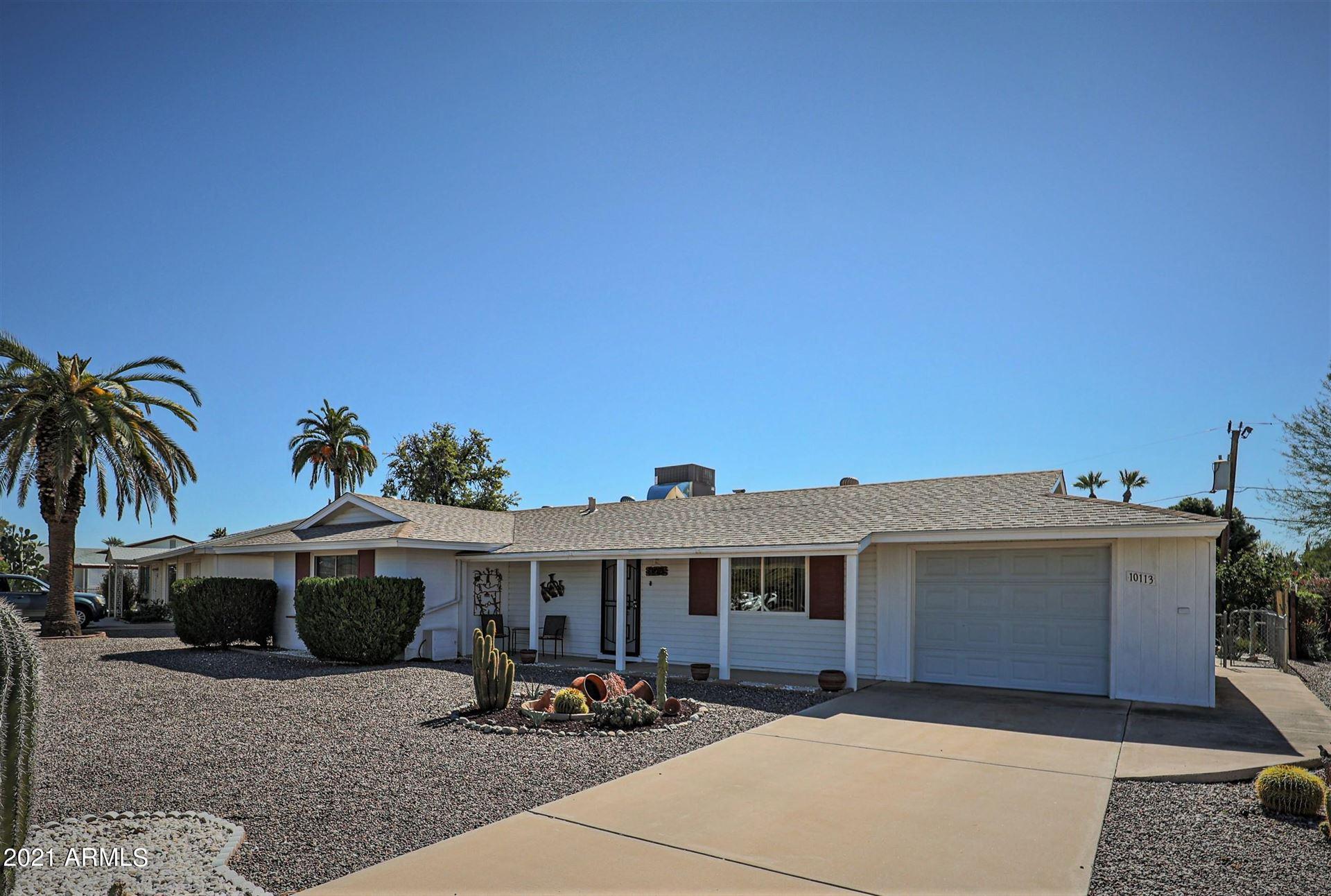 Photo of 10113 W PEBBLE BEACH Drive, Sun City, AZ 85351 (MLS # 6200461)