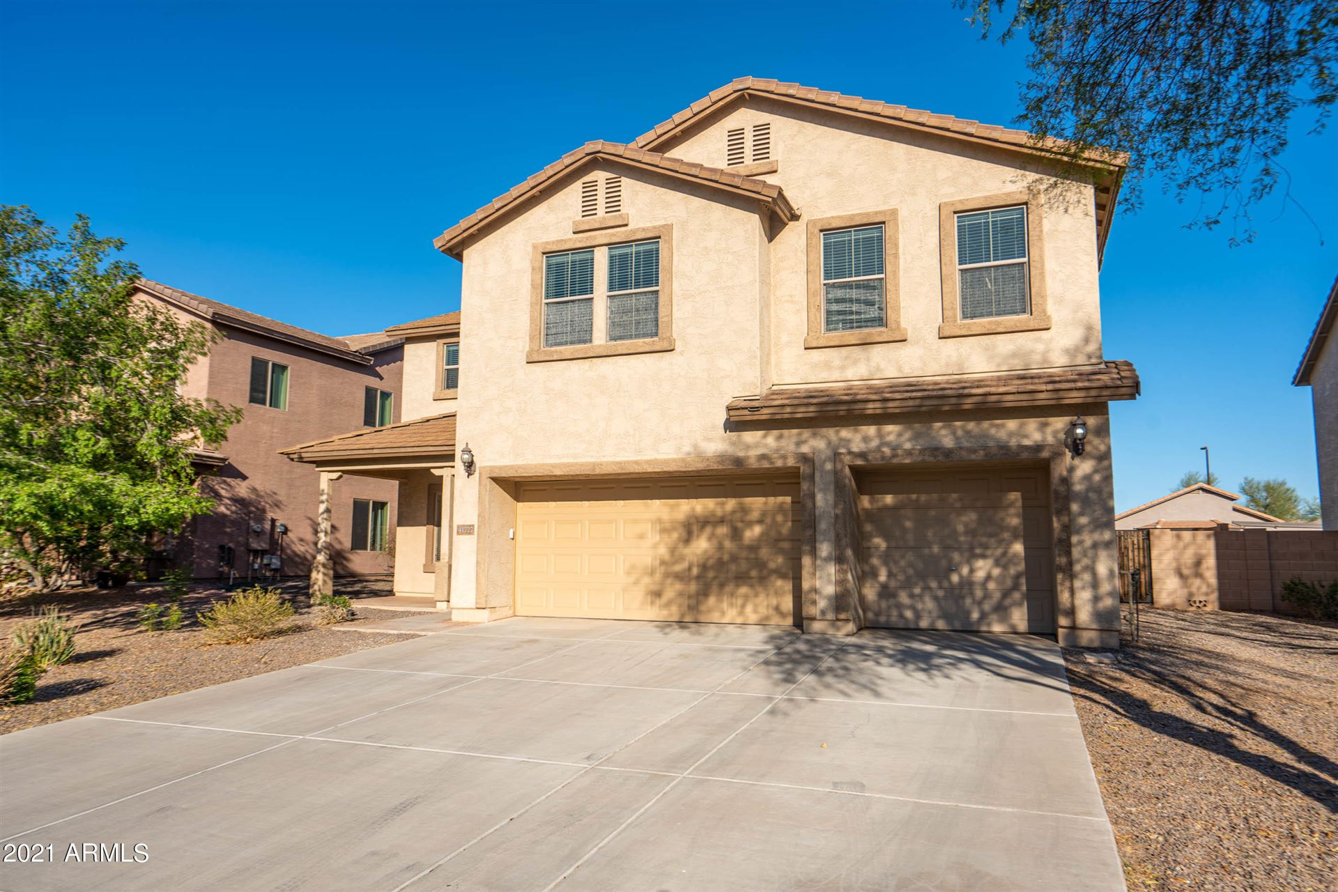 Photo of 41727 N RABBIT BRUSH Trail, San Tan Valley, AZ 85140 (MLS # 6203462)