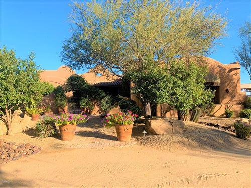 Photo of 16127 E Rio Verde Drive, Scottsdale, AZ 85262 (MLS # 6157463)
