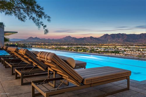 Photo of 7180 E KIERLAND Boulevard #1001, Scottsdale, AZ 85254 (MLS # 6145464)