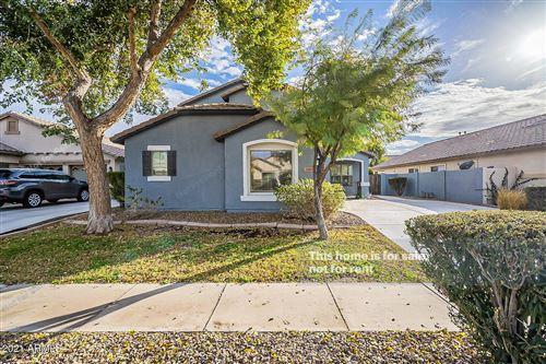 Photo of 3449 E HOPKINS Road, Gilbert, AZ 85295 (MLS # 6183464)