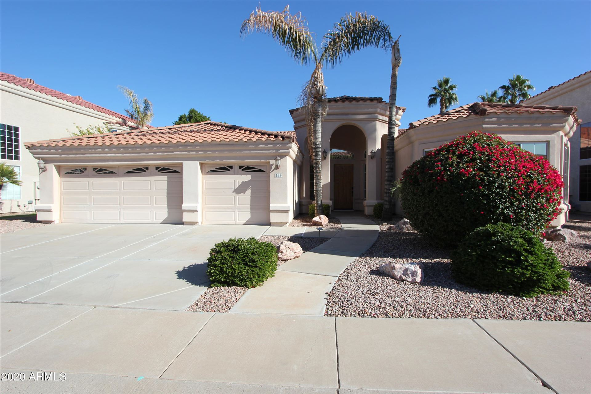 599 N ACACIA Drive, Gilbert, AZ 85233 - MLS#: 6173464