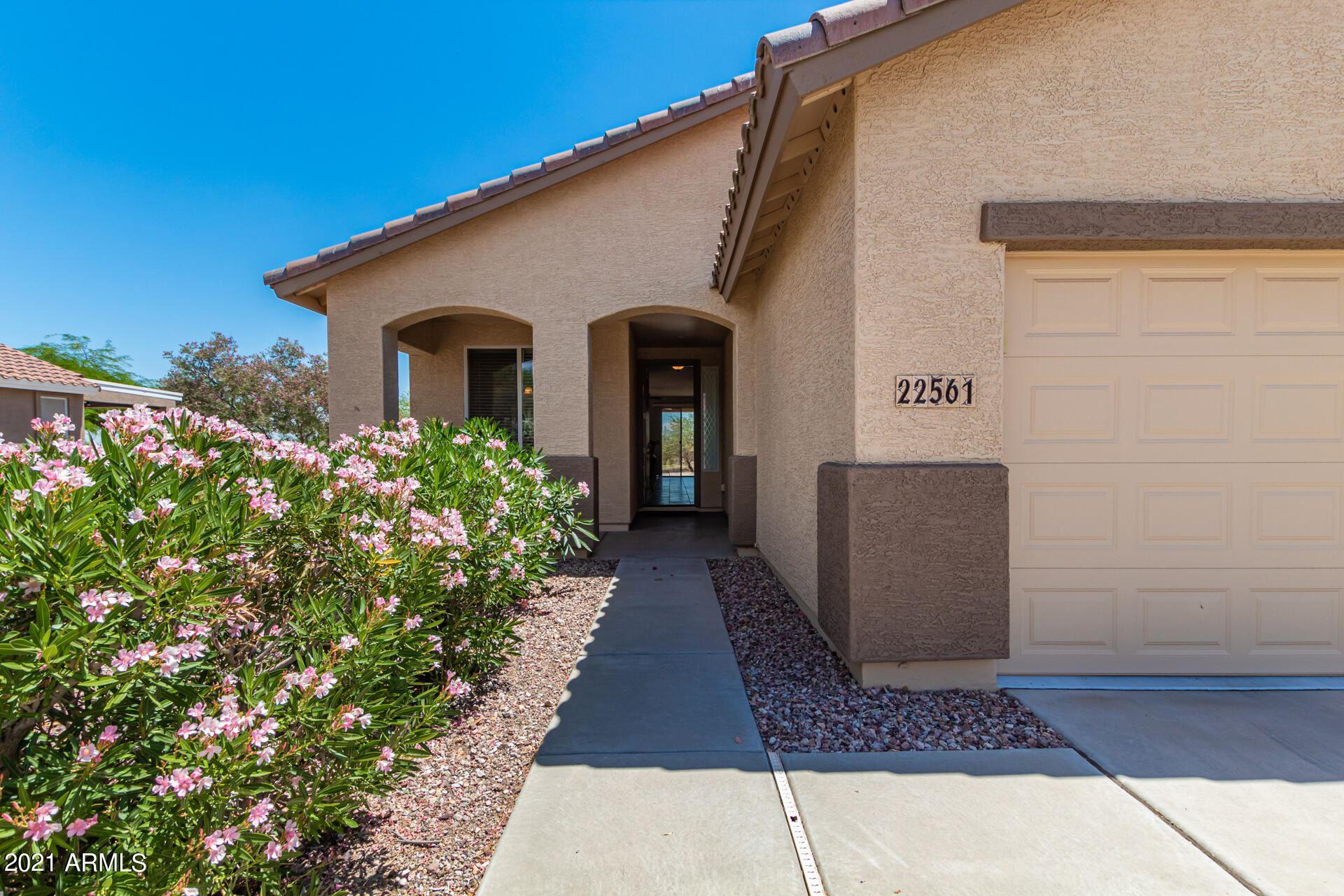 Photo of 22561 W TWILIGHT Trail, Buckeye, AZ 85326 (MLS # 6232464)
