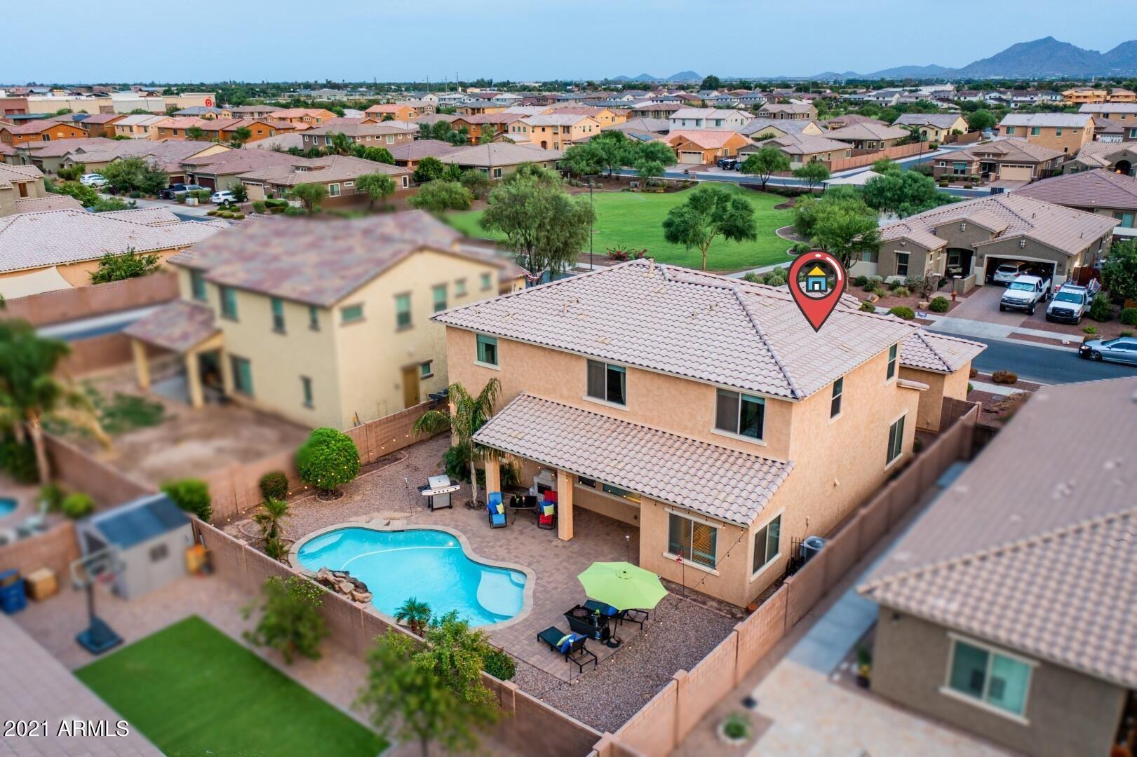 Photo of 20256 E RUSSET Road, Queen Creek, AZ 85142 (MLS # 6266464)