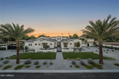 Photo of 6526 N 66TH Place, Paradise Valley, AZ 85253 (MLS # 6280465)