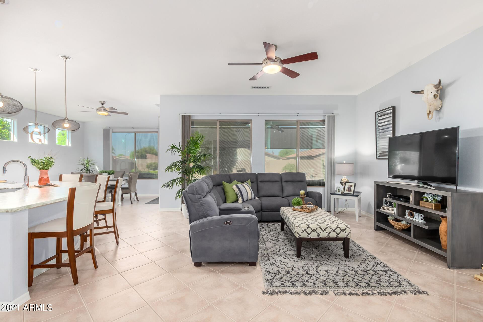 Photo of 19402 N 110TH Drive, Sun City, AZ 85373 (MLS # 6295465)