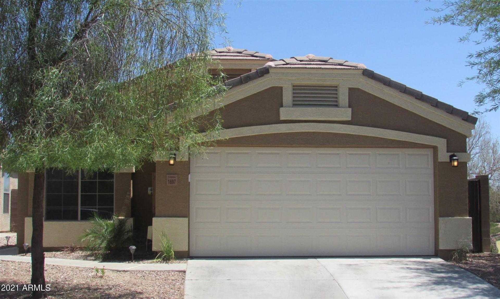 Photo of 1697 S 233RD Lane, Buckeye, AZ 85326 (MLS # 6232466)