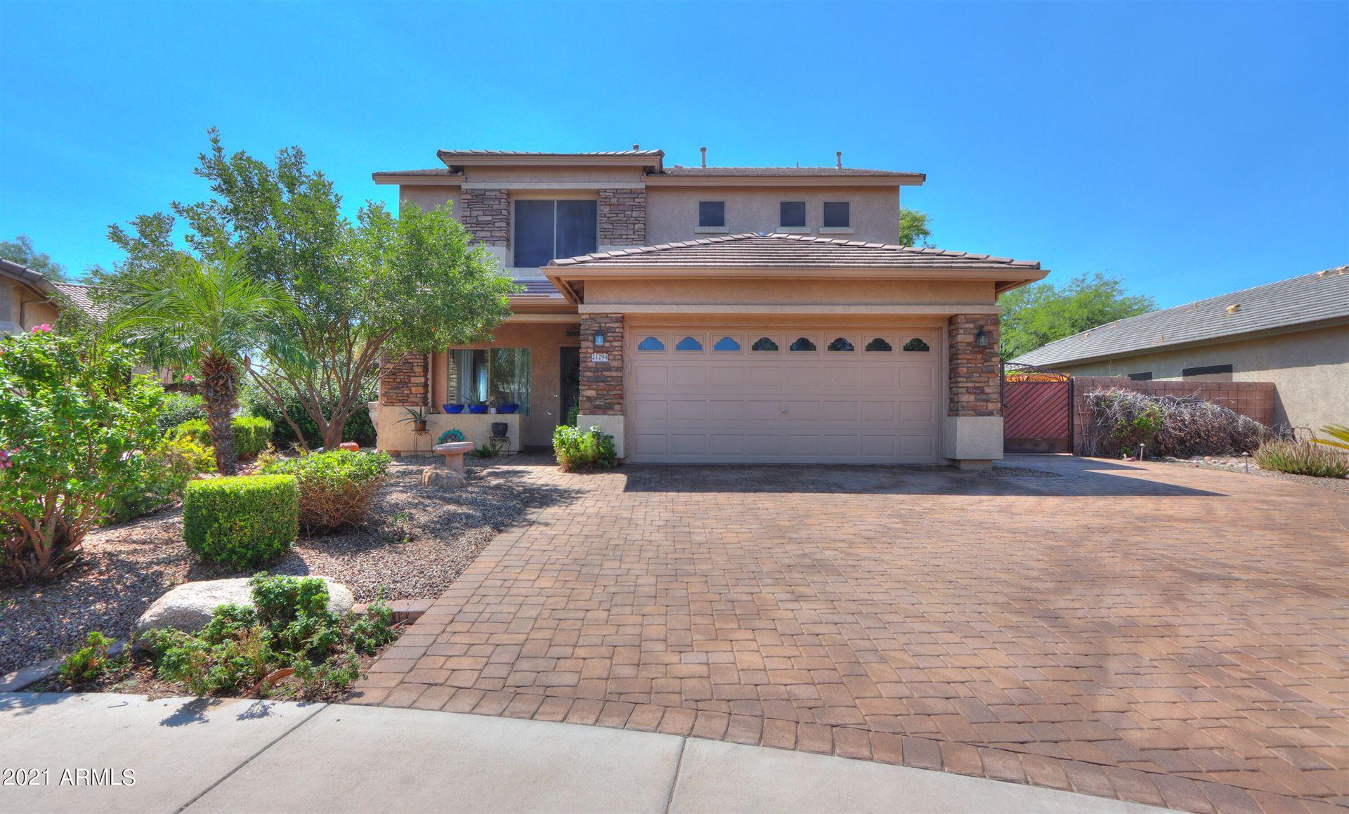 Photo of 21294 N SUNSET Drive, Maricopa, AZ 85139 (MLS # 6296466)