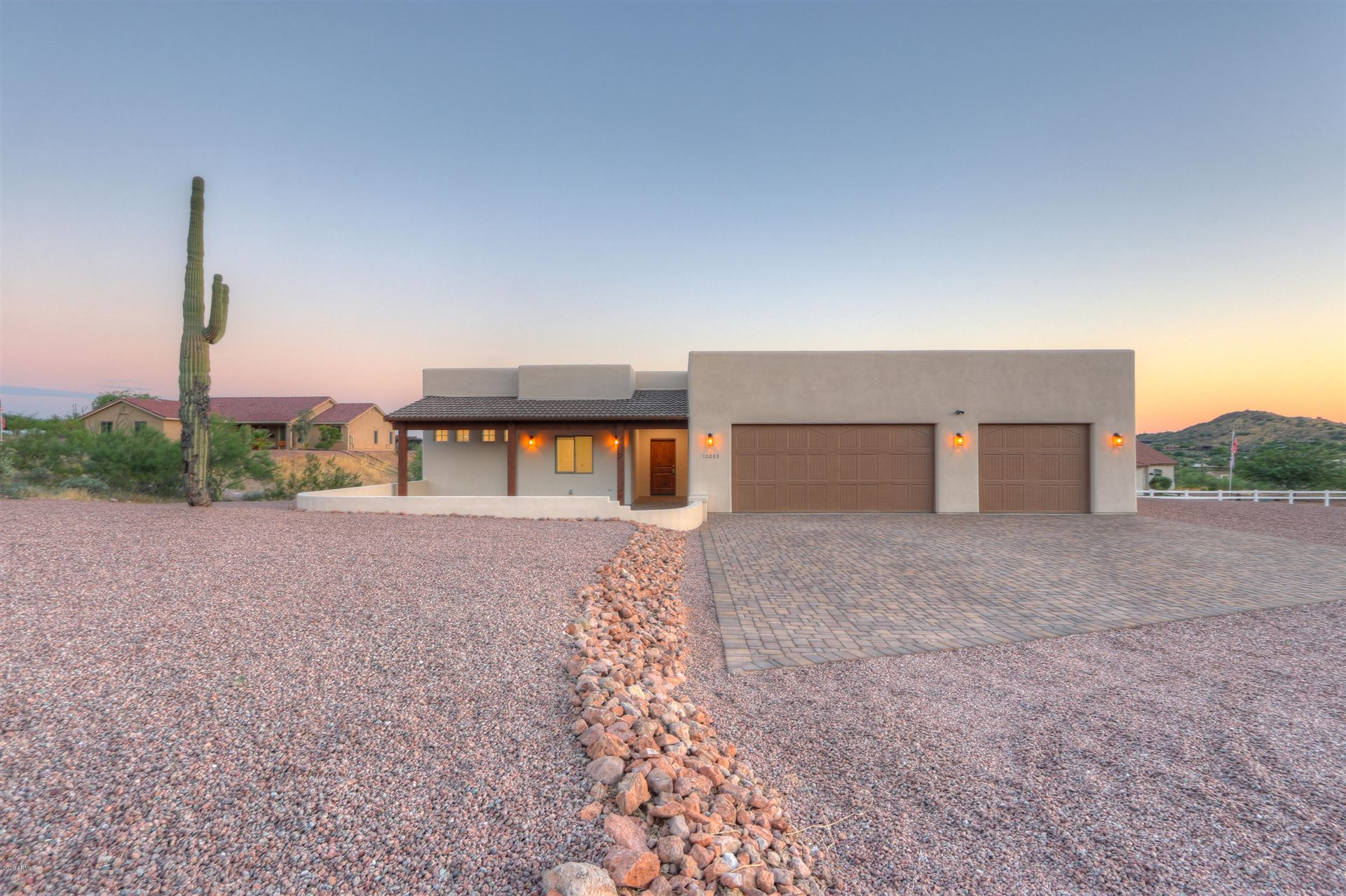 10003 E LAZY K Road, Gold Canyon, AZ 85118 - MLS#: 6125467
