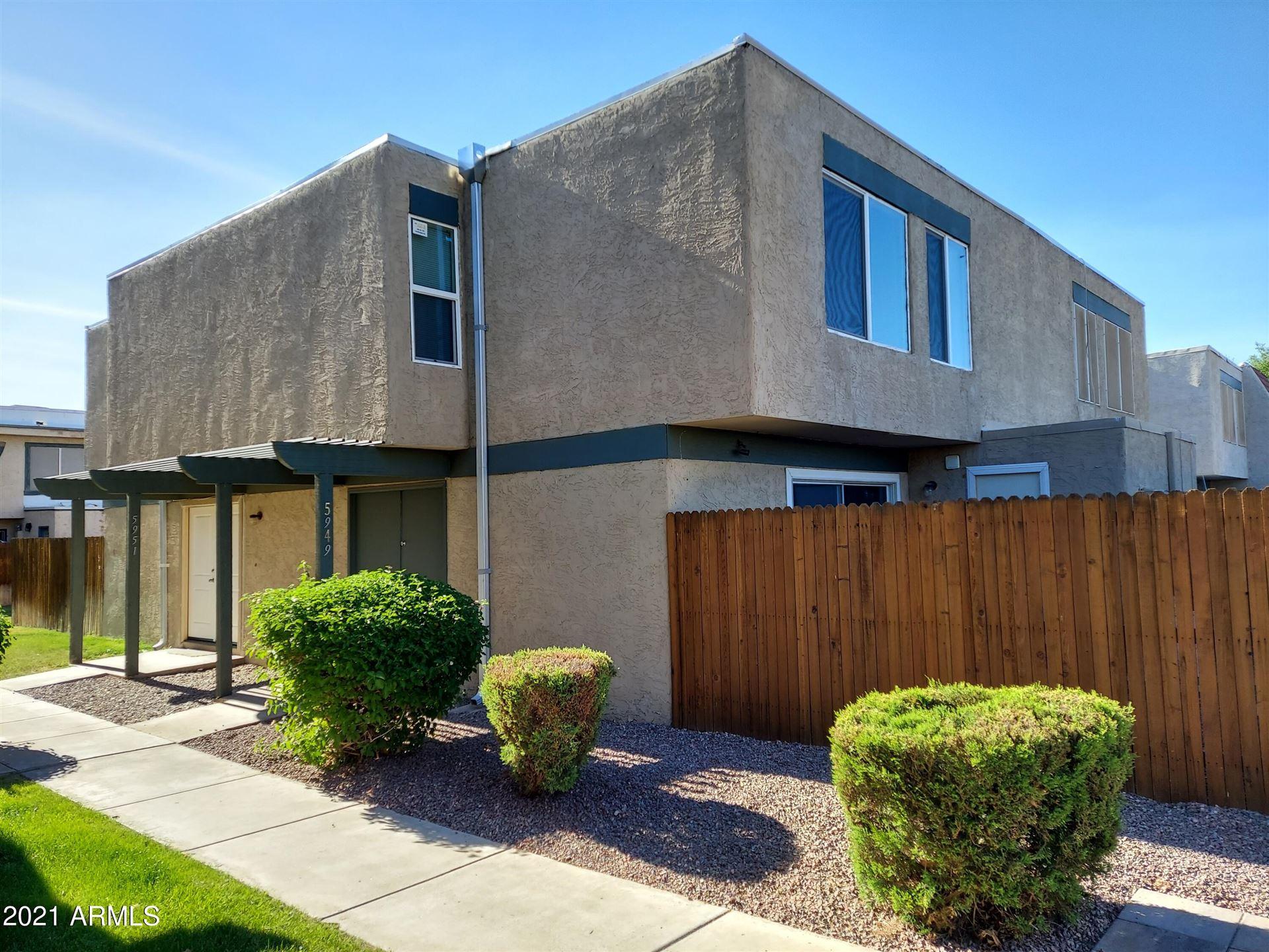 5949 W TOWNLEY Avenue, Glendale, AZ 85302 - #: 6230467