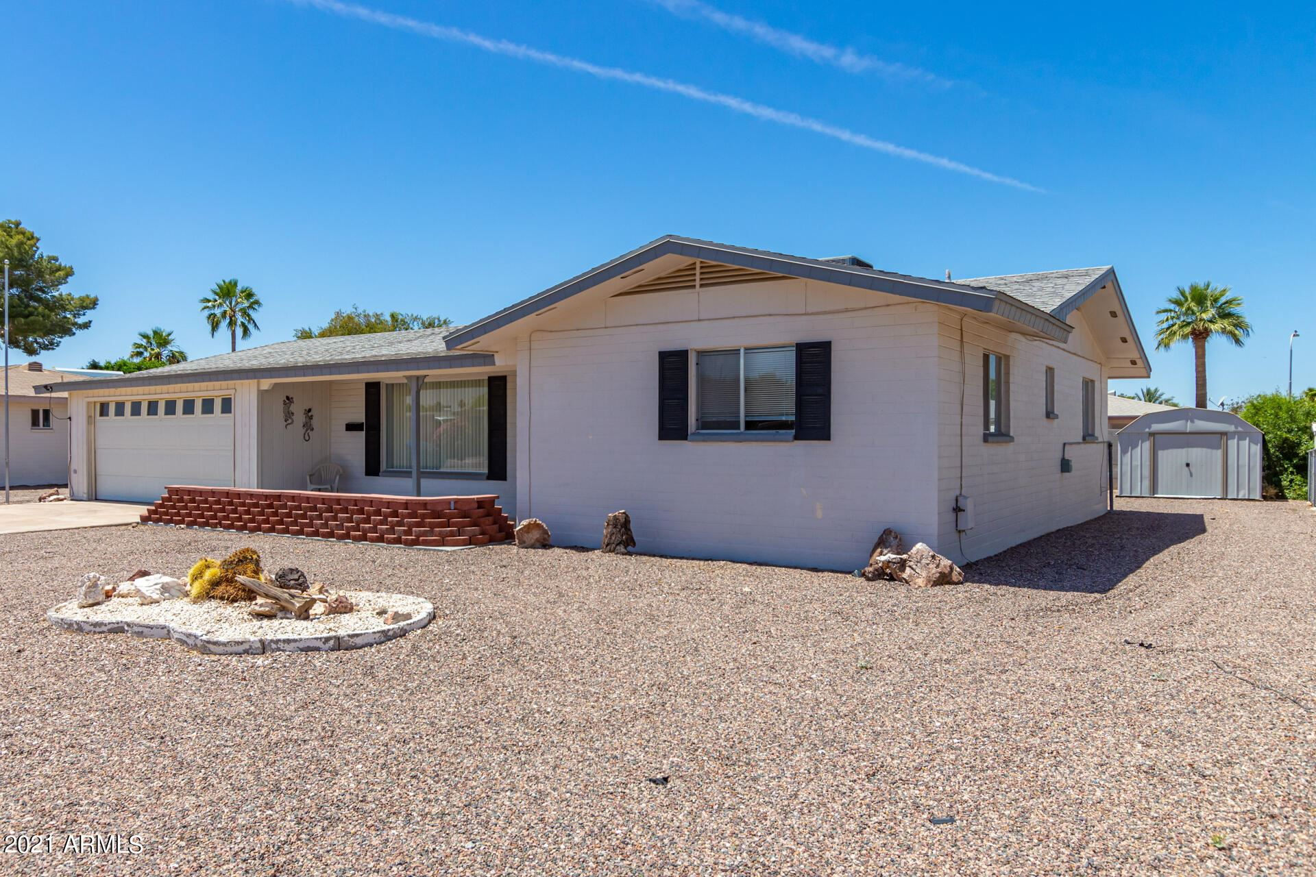 Photo of 734 N 58TH Street, Mesa, AZ 85205 (MLS # 6232467)