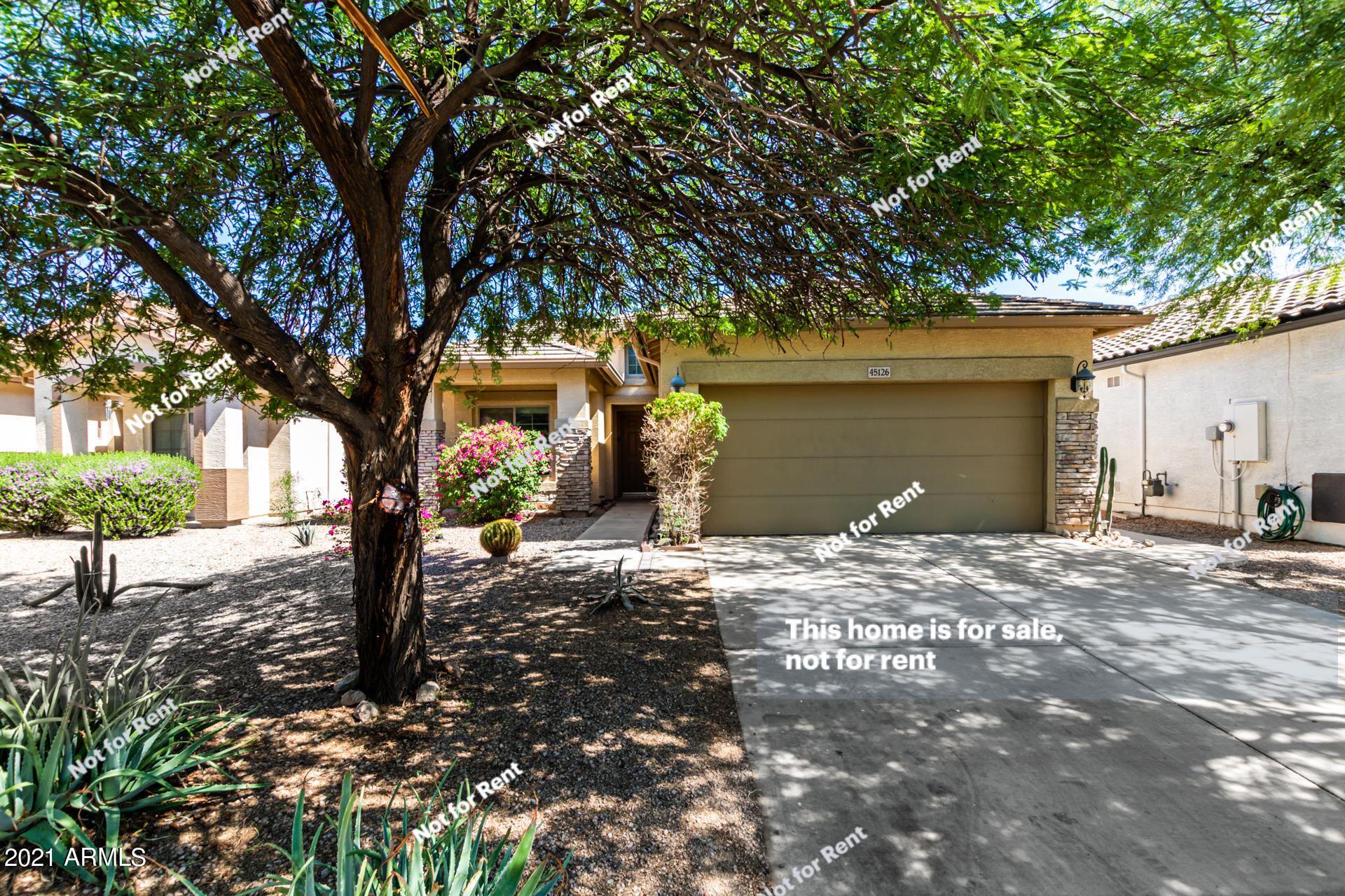 Photo for 45126 W CYPRESS Lane, Maricopa, AZ 85139 (MLS # 6275467)