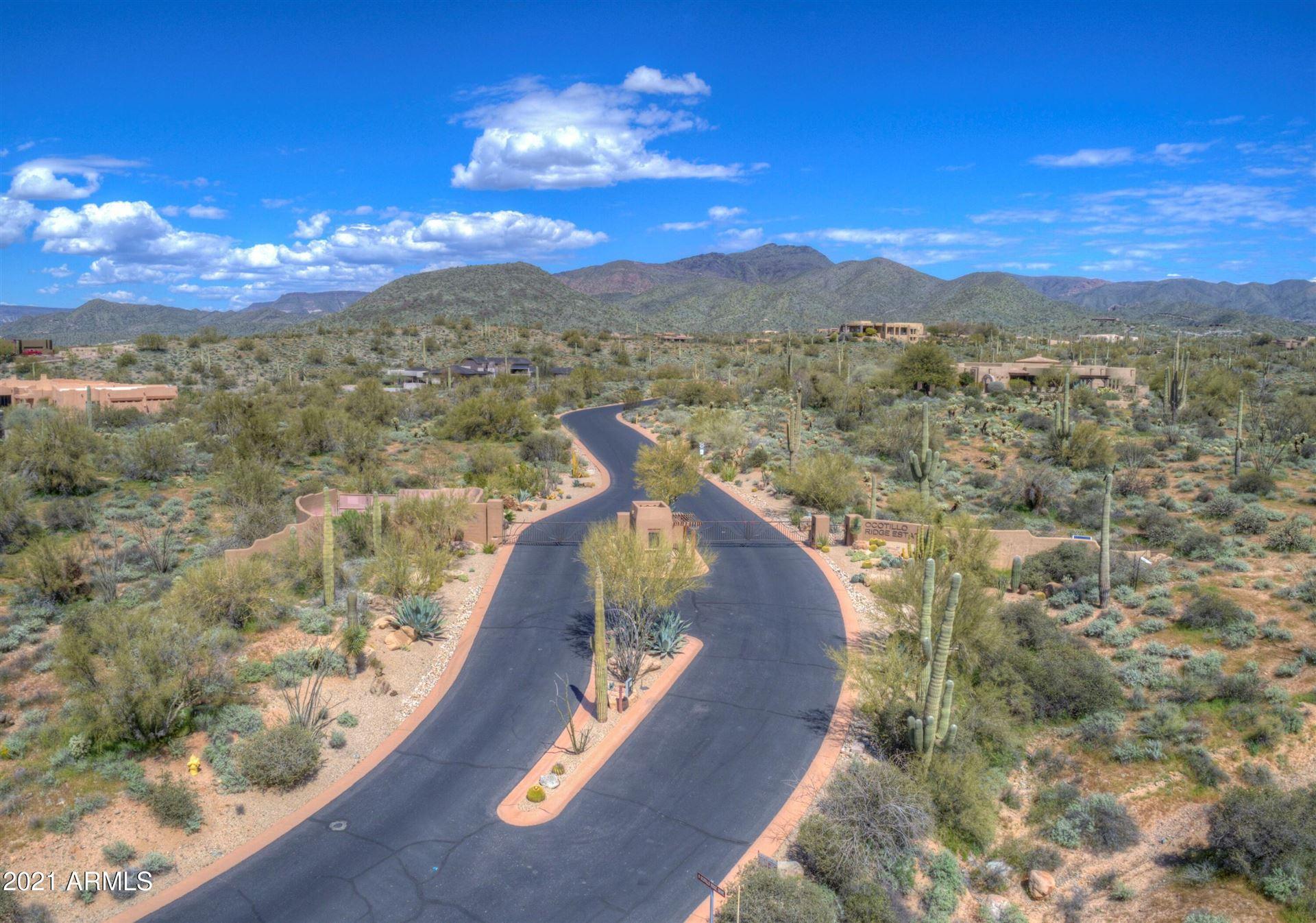 Photo of 39326 N Ocotillo Ridge Drive, Carefree, AZ 85377 (MLS # 6305467)