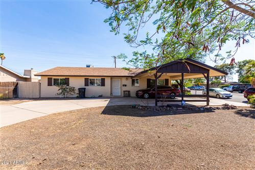 Photo of 105 E GARNET Avenue, Mesa, AZ 85210 (MLS # 6296468)