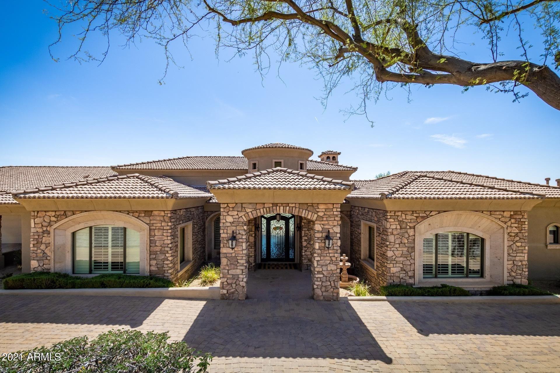 Photo of 8421 E VALLEY VISTA Circle, Mesa, AZ 85207 (MLS # 6203468)