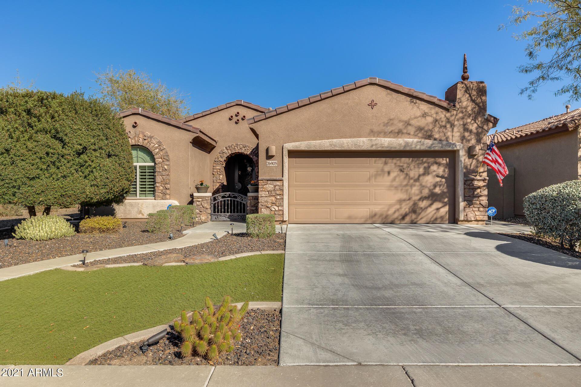 26905 N 54TH Lane, Phoenix, AZ 85083 - MLS#: 6202469