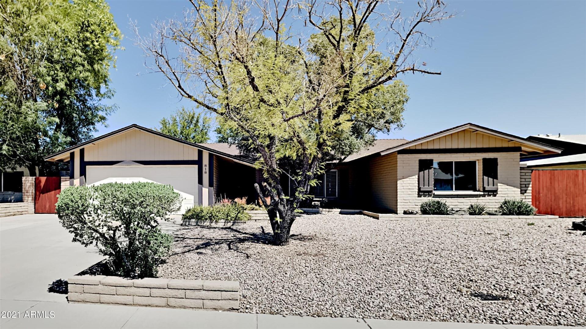 818 E STEPHENS Drive, Tempe, AZ 85283 - MLS#: 6221469