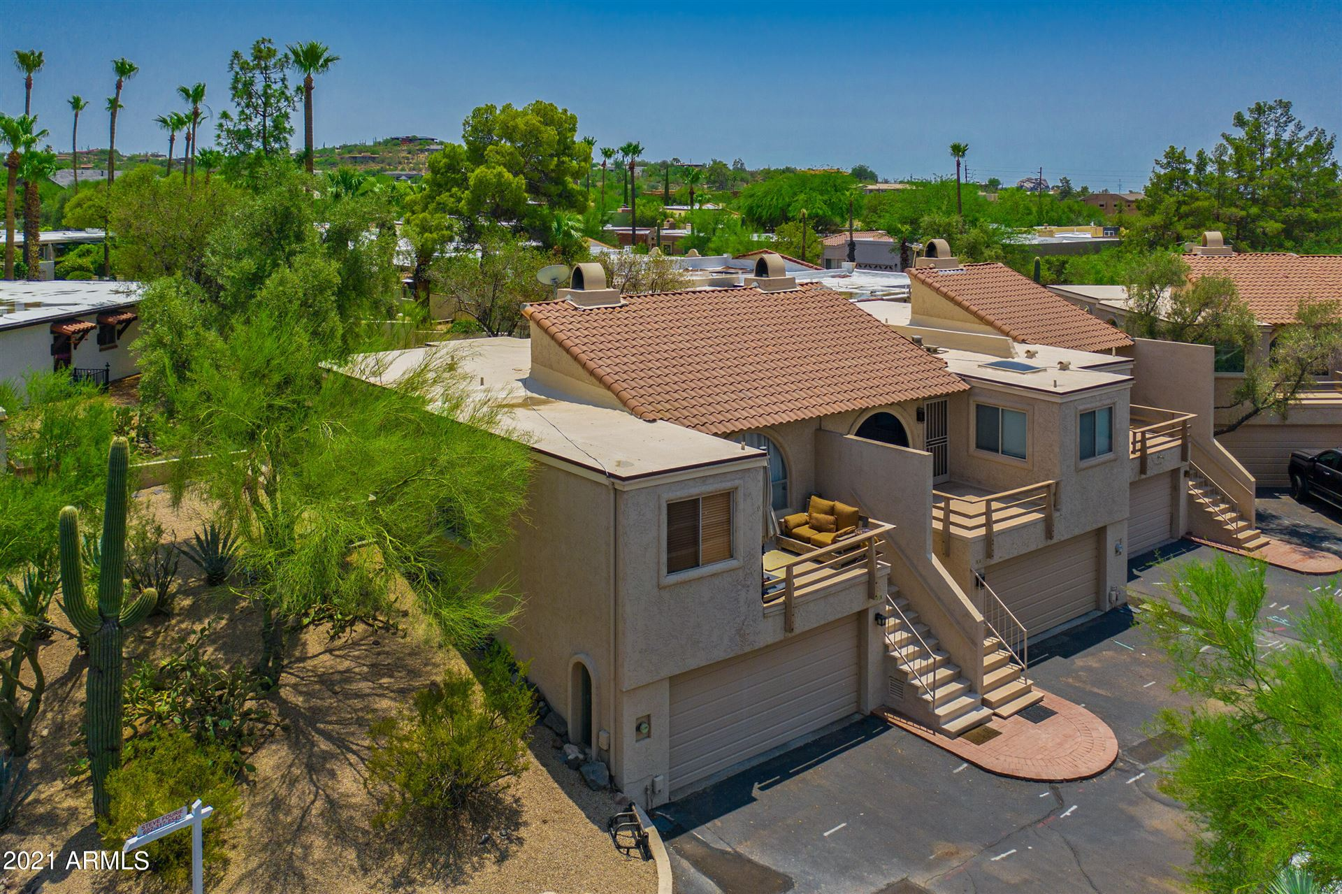 Photo of 7501 E HAPPY HOLLOW Drive #13, Carefree, AZ 85377 (MLS # 6253469)