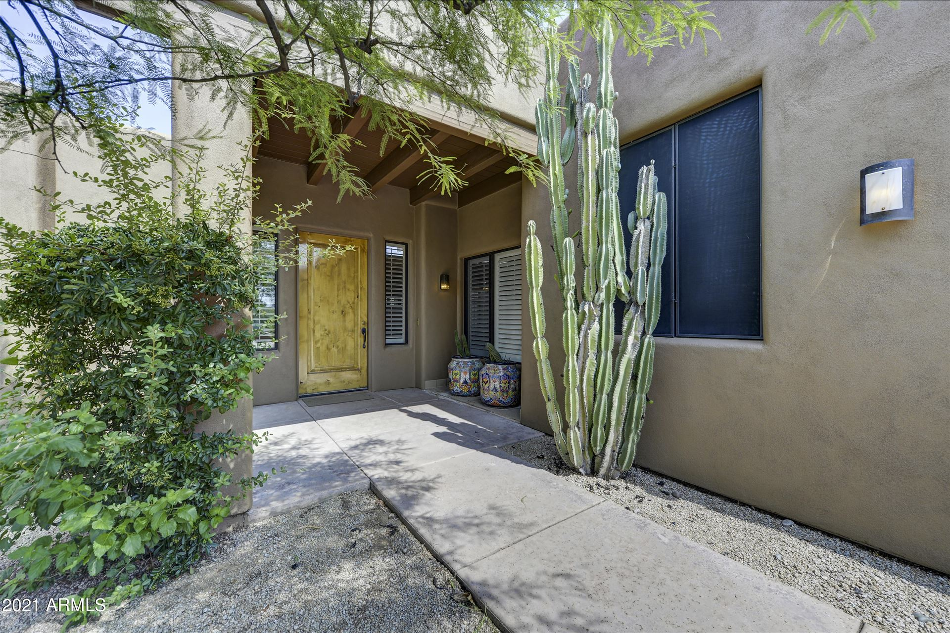 Photo of 8502 E CAVE CREEK Road #42, Carefree, AZ 85377 (MLS # 6281469)
