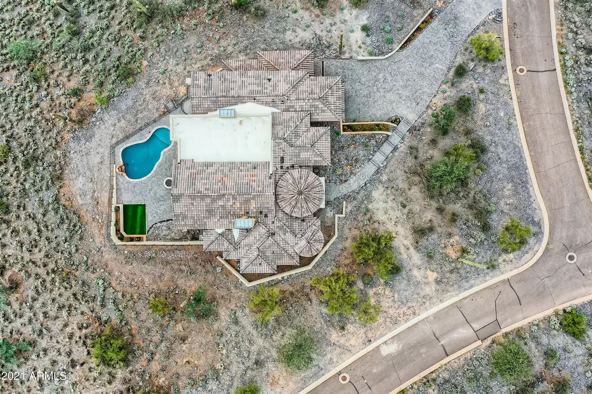 Photo of 6137 E Bloody Basin Road, Cave Creek, AZ 85331 (MLS # 6303469)