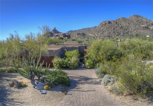 Photo of 2206 N SAGEBRUSH Lane N, Carefree, AZ 85377 (MLS # 6005470)