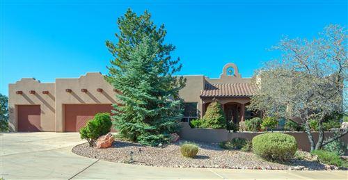 Photo of 6335 W INSCRIPTION CANYON Drive, Prescott, AZ 86305 (MLS # 6031470)