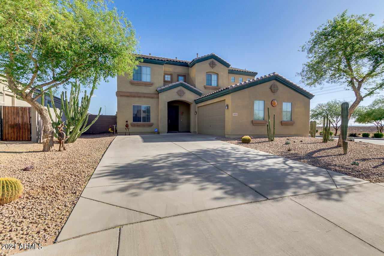 Photo of 38241 W PADILLA Street, Maricopa, AZ 85138 (MLS # 6227470)