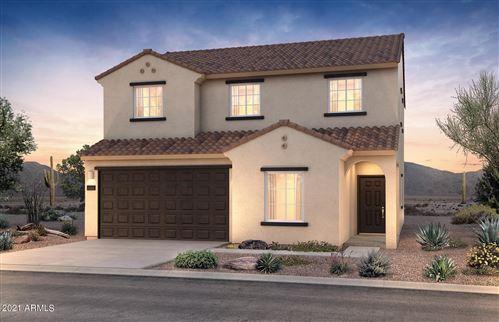 Tiny photo for 18566 N DESERT WILLOW Drive, Maricopa, AZ 85138 (MLS # 6290471)