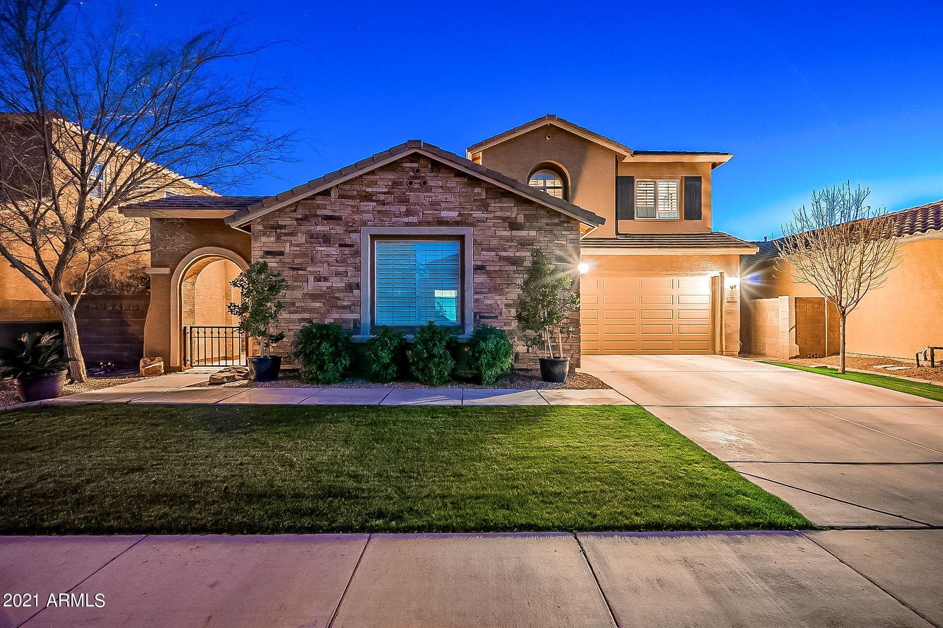 2815 E HONEYSUCKLE Place, Chandler, AZ 85286 - MLS#: 6201471