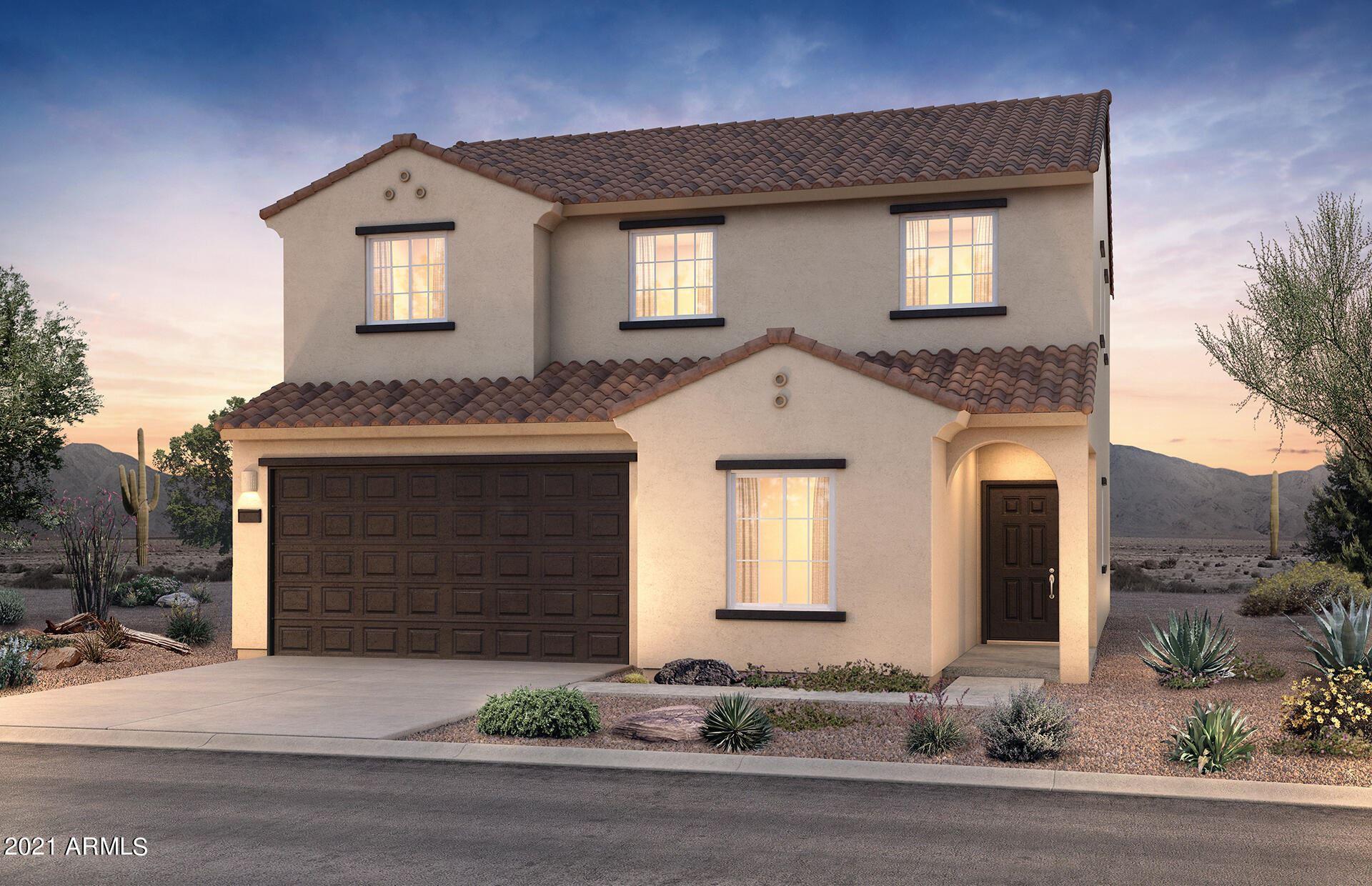Photo for 18566 N DESERT WILLOW Drive, Maricopa, AZ 85138 (MLS # 6290471)