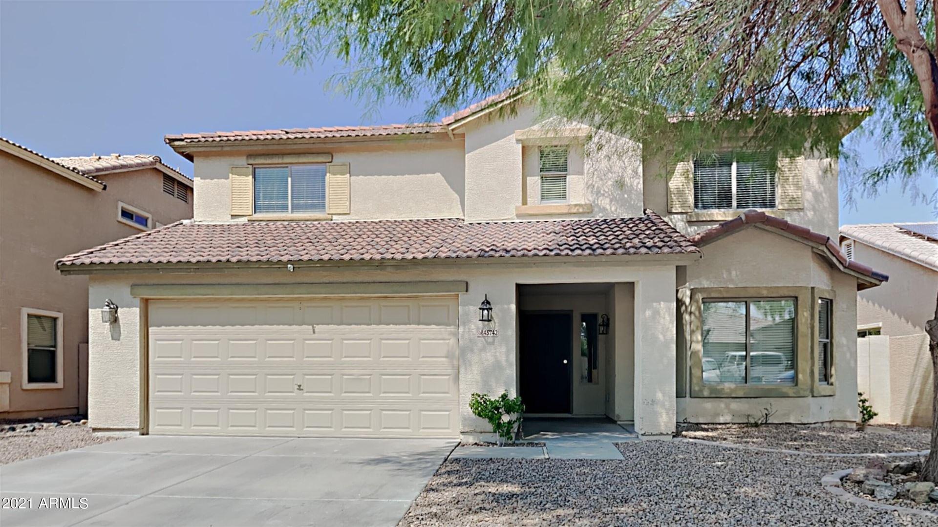 45742 W LONG Way, Maricopa, AZ 85139 - #: 6295471