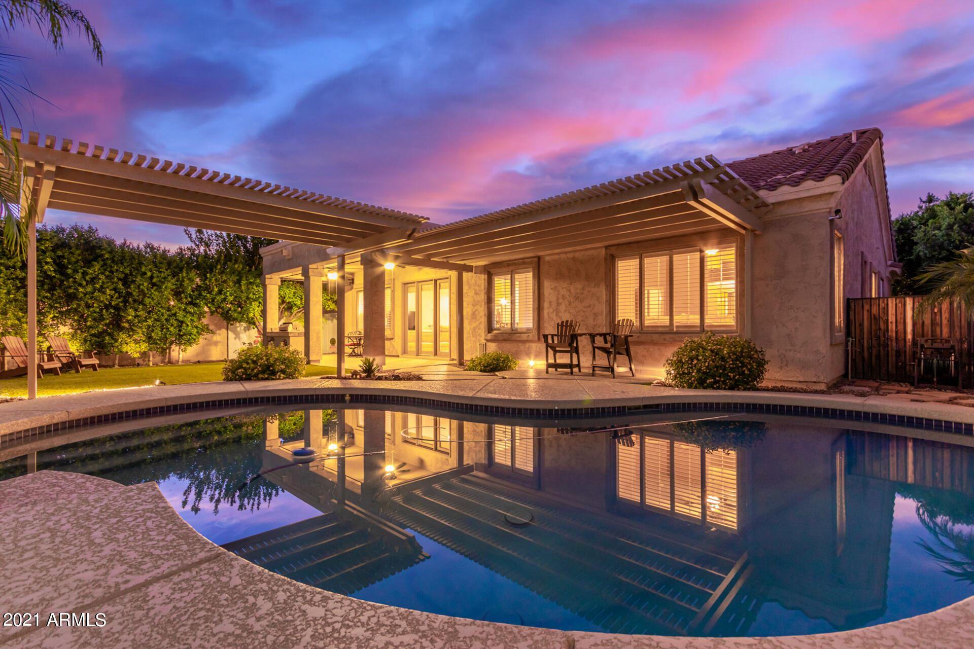 Photo of 6159 W SEQUOIA Drive, Glendale, AZ 85308 (MLS # 6296471)