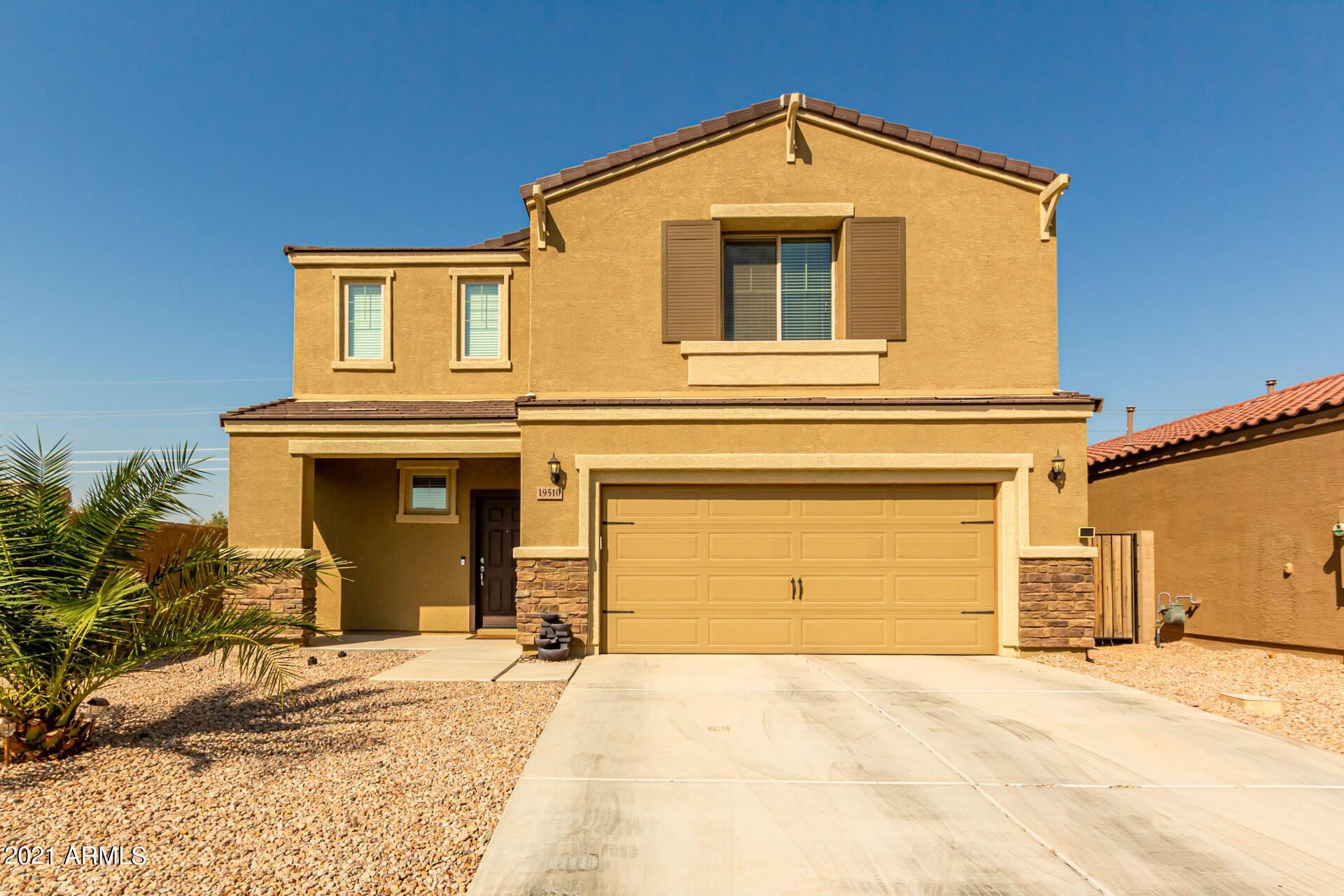 Photo for 19510 N SALERNO Circle, Maricopa, AZ 85138 (MLS # 6297471)