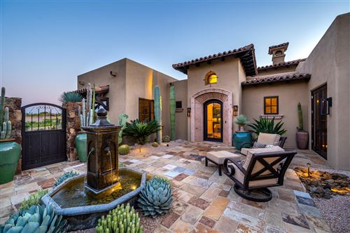 Photo of 9602 E TAOS Drive, Scottsdale, AZ 85262 (MLS # 6086472)