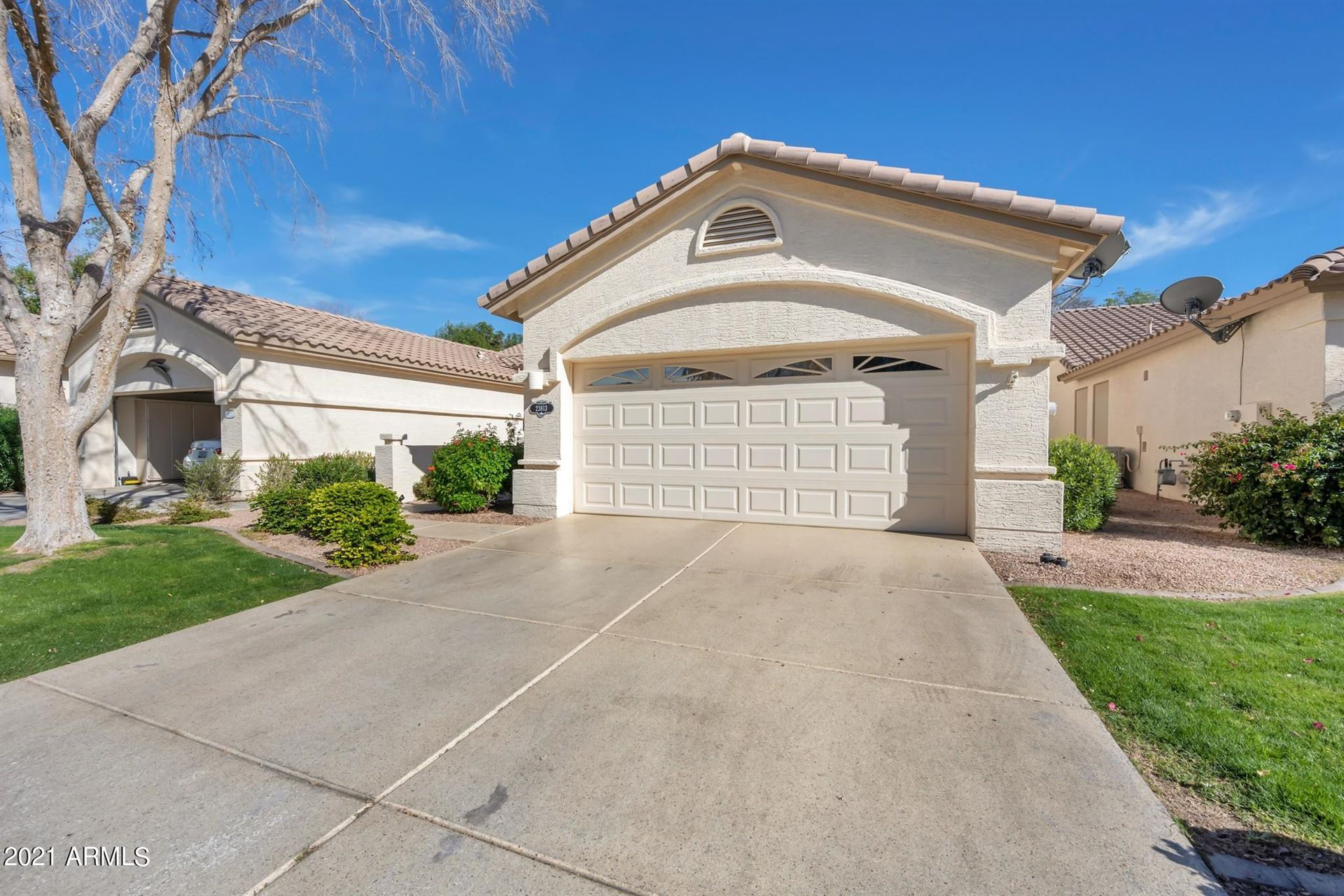 Photo of 23813 S PLEASANT Way, Sun Lakes, AZ 85248 (MLS # 6197472)