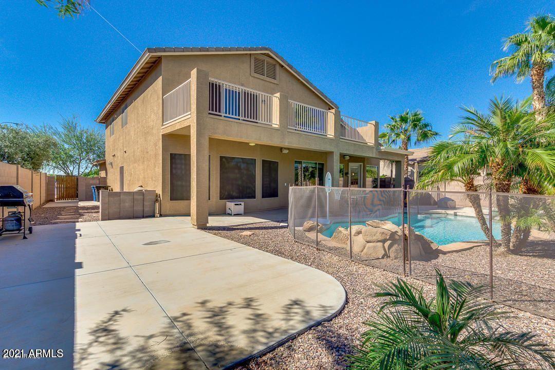 Photo of 6551 S FOUR PEAKS Place, Chandler, AZ 85249 (MLS # 6272472)