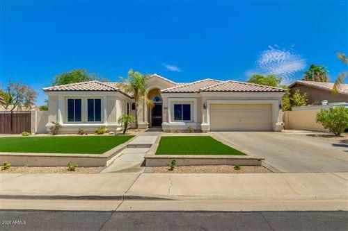Photo of 6510 E RIVERDALE Street, Mesa, AZ 85215 (MLS # 6116474)