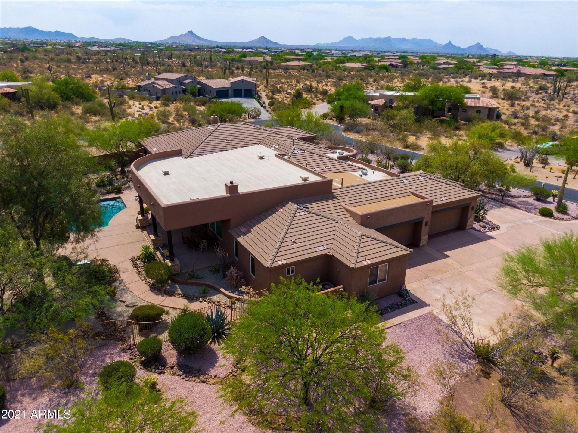 Photo of 8202 E TECOLOTE Circle, Scottsdale, AZ 85266 (MLS # 6255474)